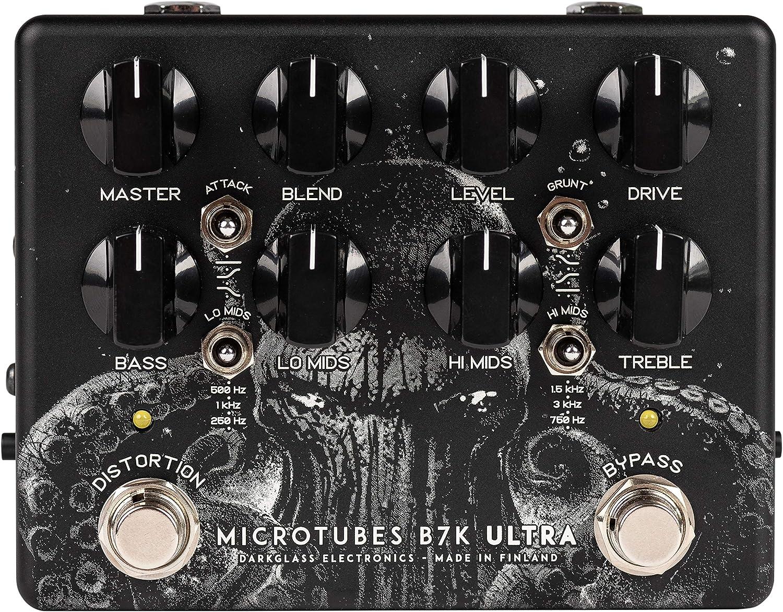 Darkglass Microtubes B7K V2 Analog Bass Preamp Pedal