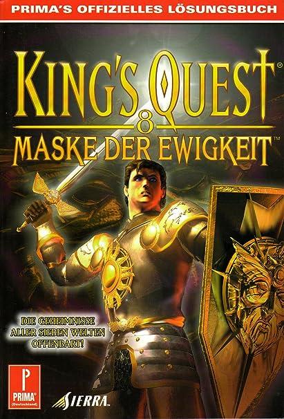 Kings Quest 8 - Maske der Ewigkeit Lösungsbuch