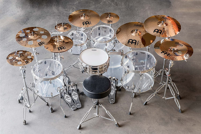 Meinl Cymbals CC12S-B Classics Custom 12-Inch Brilliant Splash