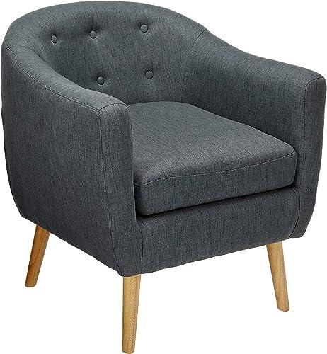 Christopher Knight Home Lorelai Fabric Metropolitan Club Chair