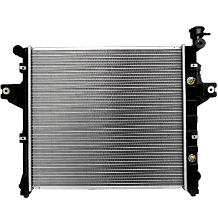 SCITOO Radiator Compatible with 2000-2004 Subaru Outback//Legacy CU2331