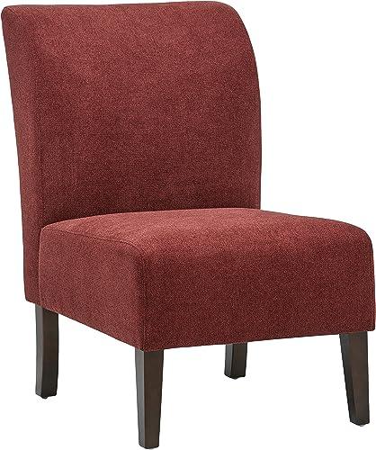 Amazon Brand Stone Beam Lummi Modern Armless Slipper Accent Chair