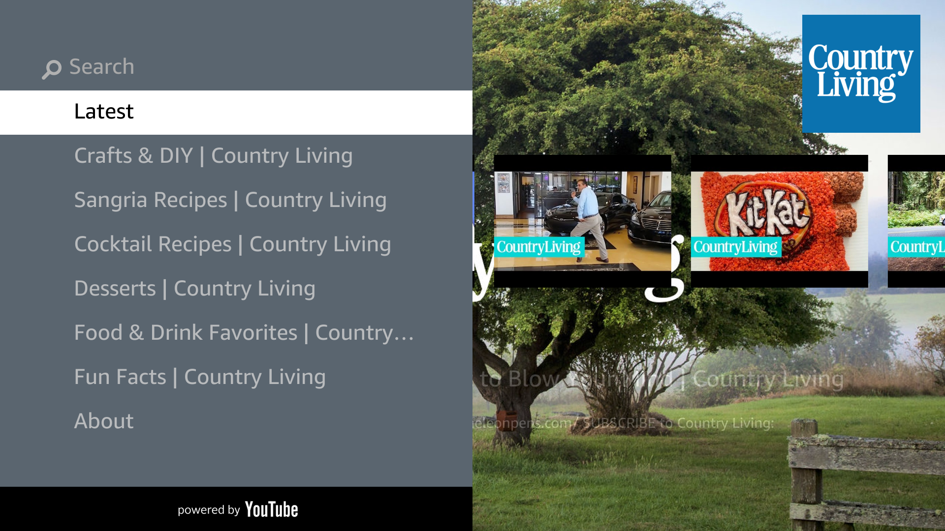 Country Living: Amazon.es: Appstore para Android
