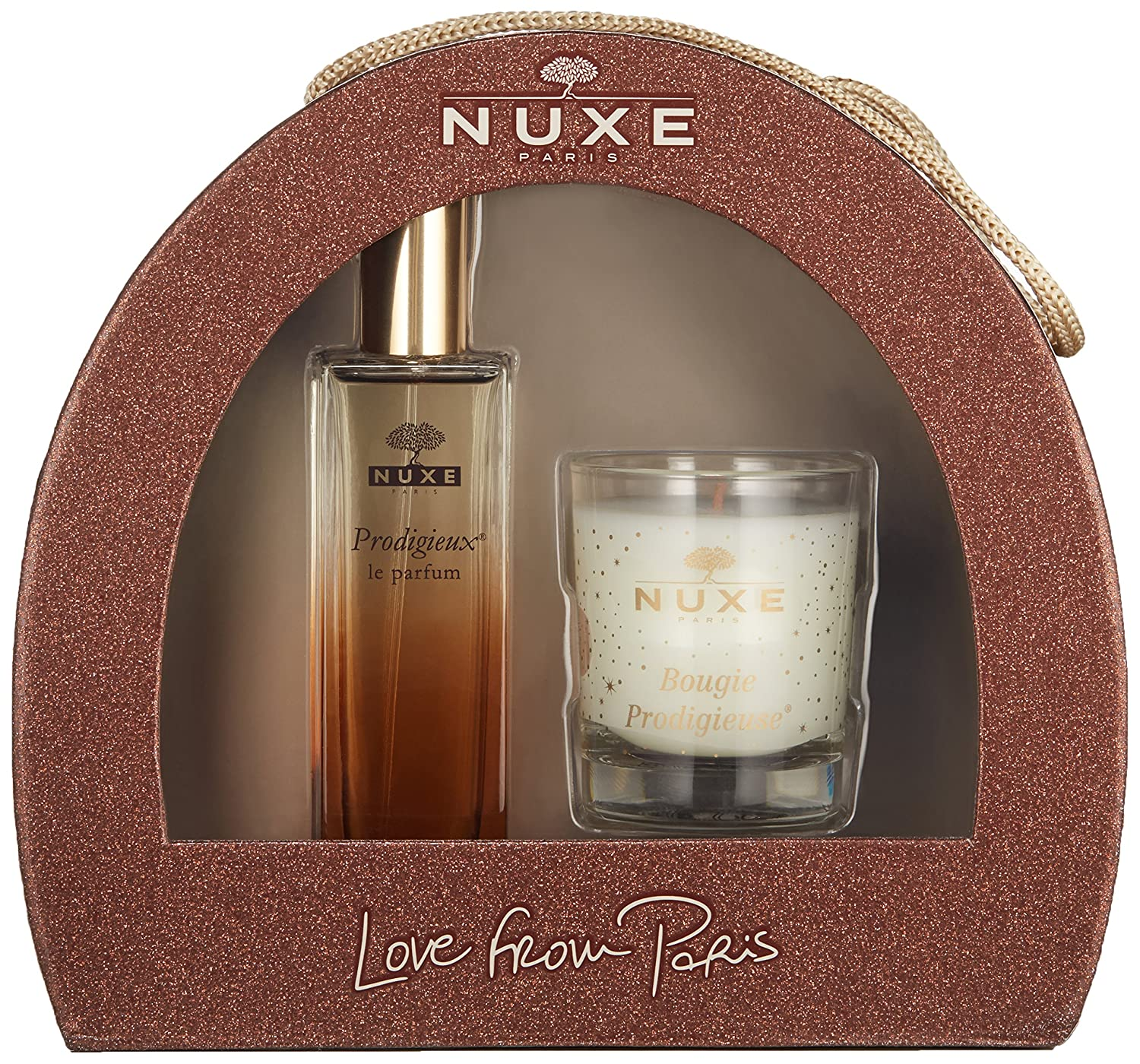 Nuxe - Estuche de regalo Love from Paris Eau de Parfum ...