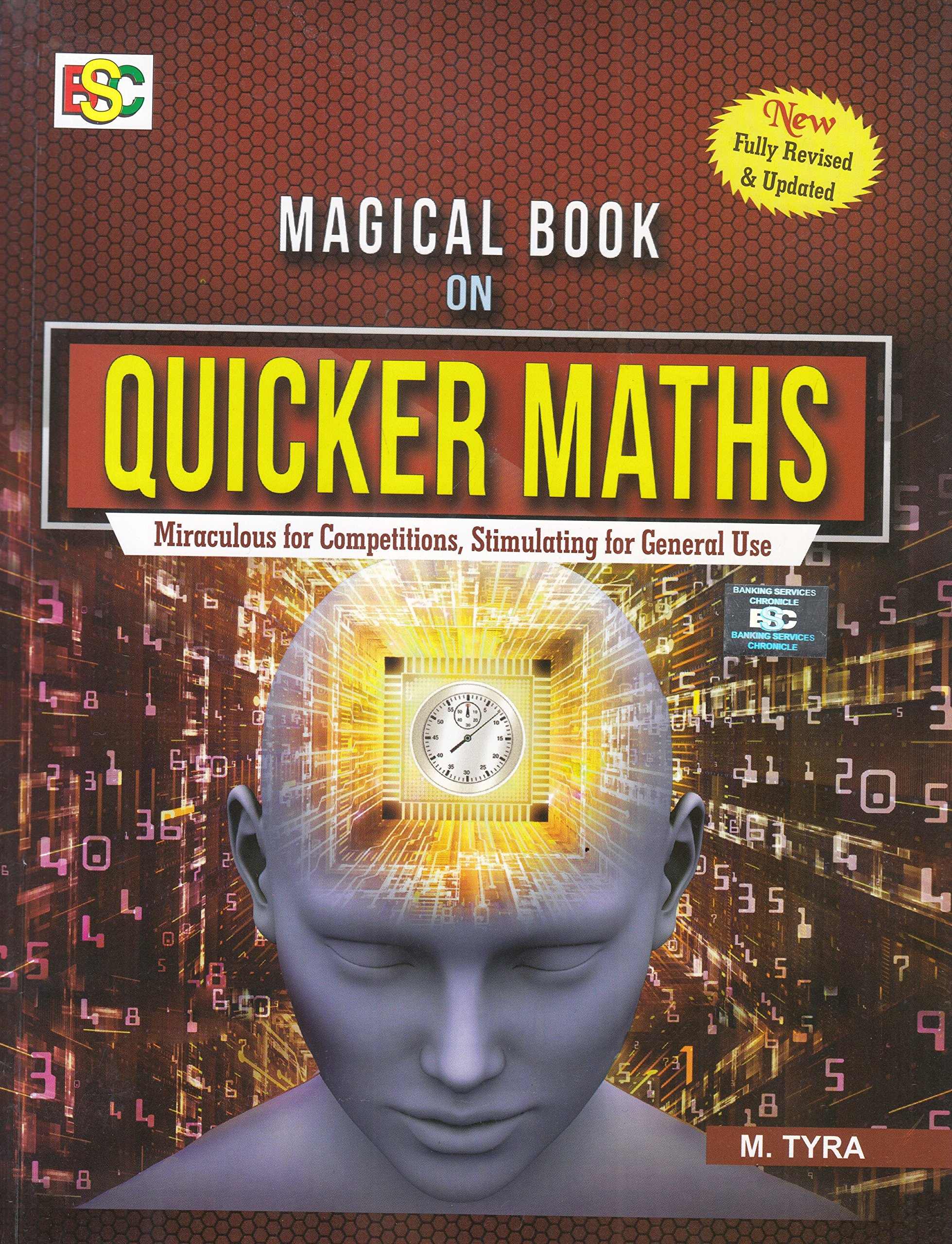 Buy Magical Books On Quicker Maths (2018-2019) Session by M  Tyra