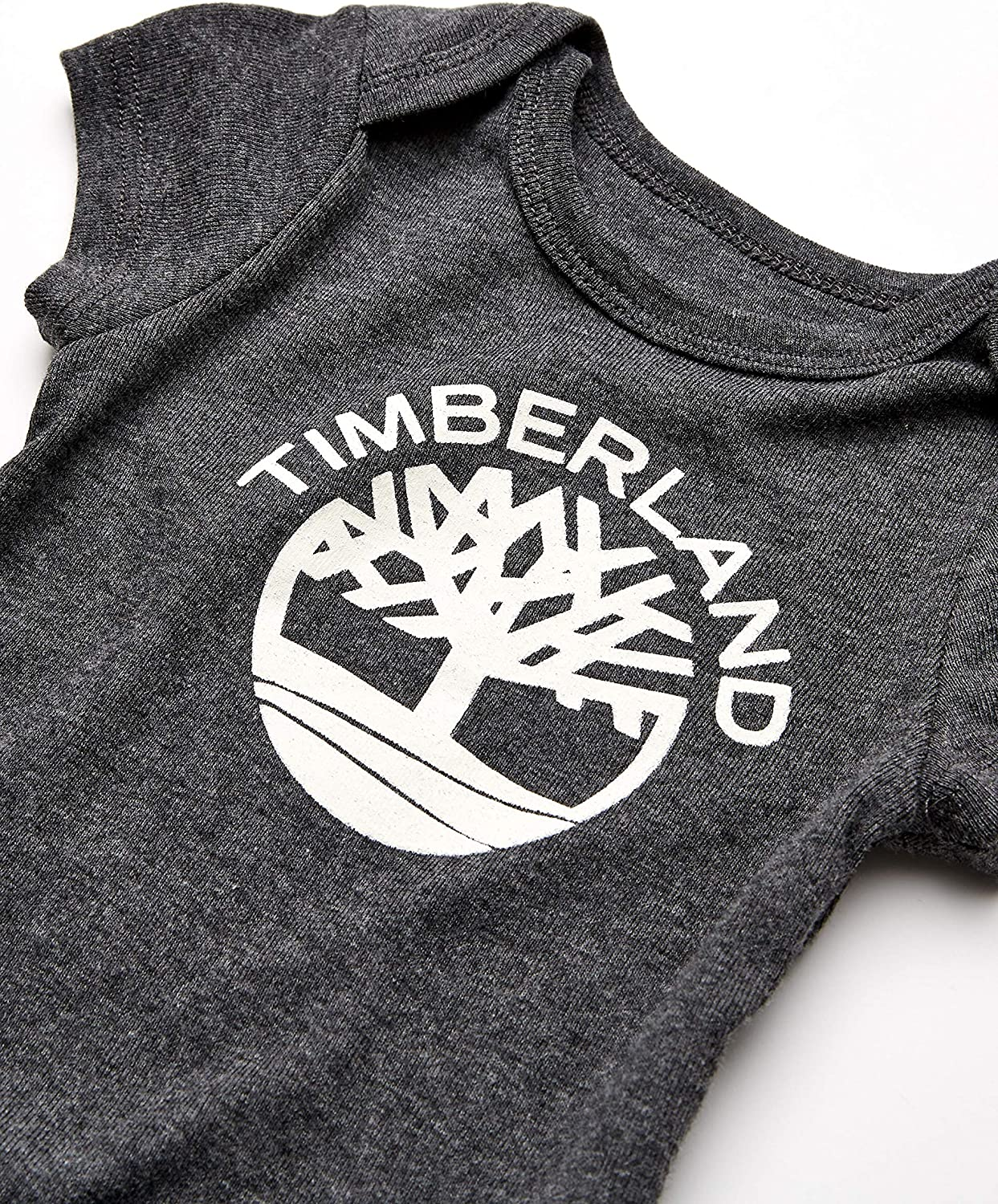 Timberland Baby-Boys 4 Pieces Pack Bodysuits Rompers