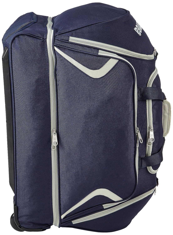 7d59727241 LUTHER TROL Reisetasche extragroß · UNIVERSAL Reise-Trolley mit Bodenfach Größe  ONESIZE, Farbe marineblau-grau, Farbe marineblau - grau: Amazon.de: Sport &  ...