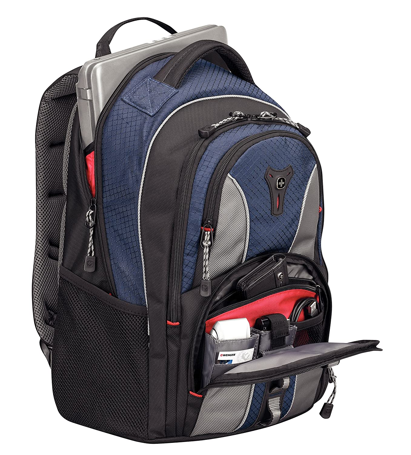 Amazon.com: SwissGear Cobalt Notebook carrying backpack, 15.6