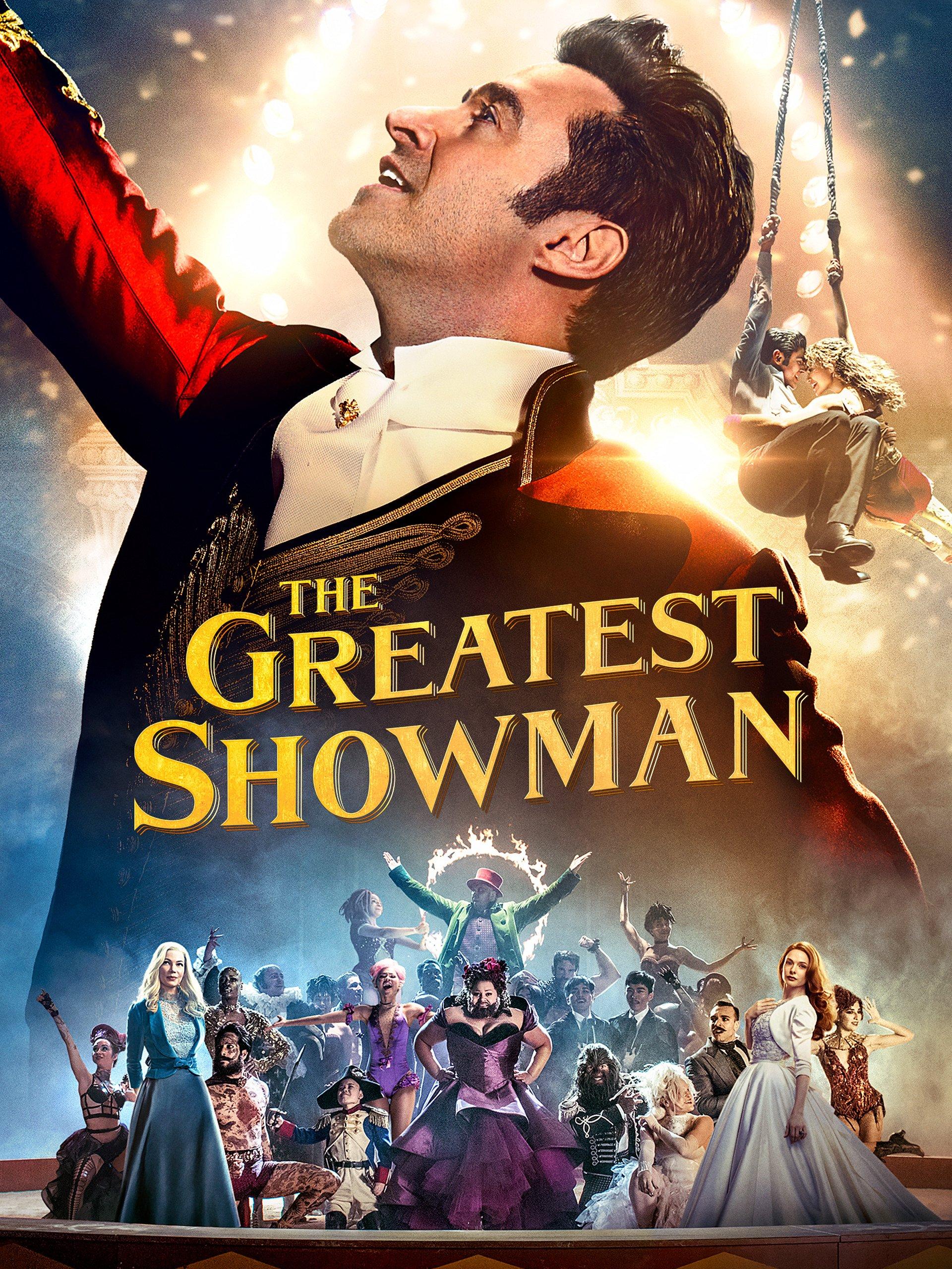 greatest showman download amazon