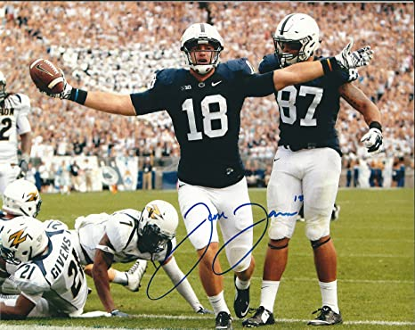 Image Unavailable. Image not available for. Color  Autographed Jesse James  ... b63260511