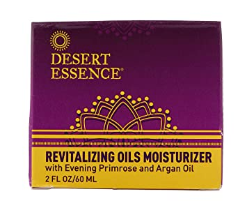 Revitalizing Oils Moisturizer - 2 oz. by Desert Essence (pack of 2) Petal Fresh, Acne Facial Wash, Pore Clearing, Chamomile + Oatmeal, 7 fl oz(pack of 1)