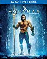 Aquaman (Bilingual) [Blu-Ray + DVD + Digital]