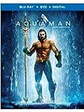 Aquaman (Bilingual) [Blu-Ray + DVD + Digital]