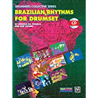 Brazilian Rhythms Drumset +CD (Manhattan Music Publications