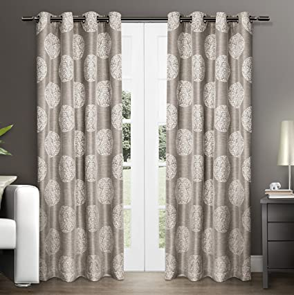 linens product tan braided medallions gold curtain bathroomstyle avanti medallion rattan braidedmedallion shower