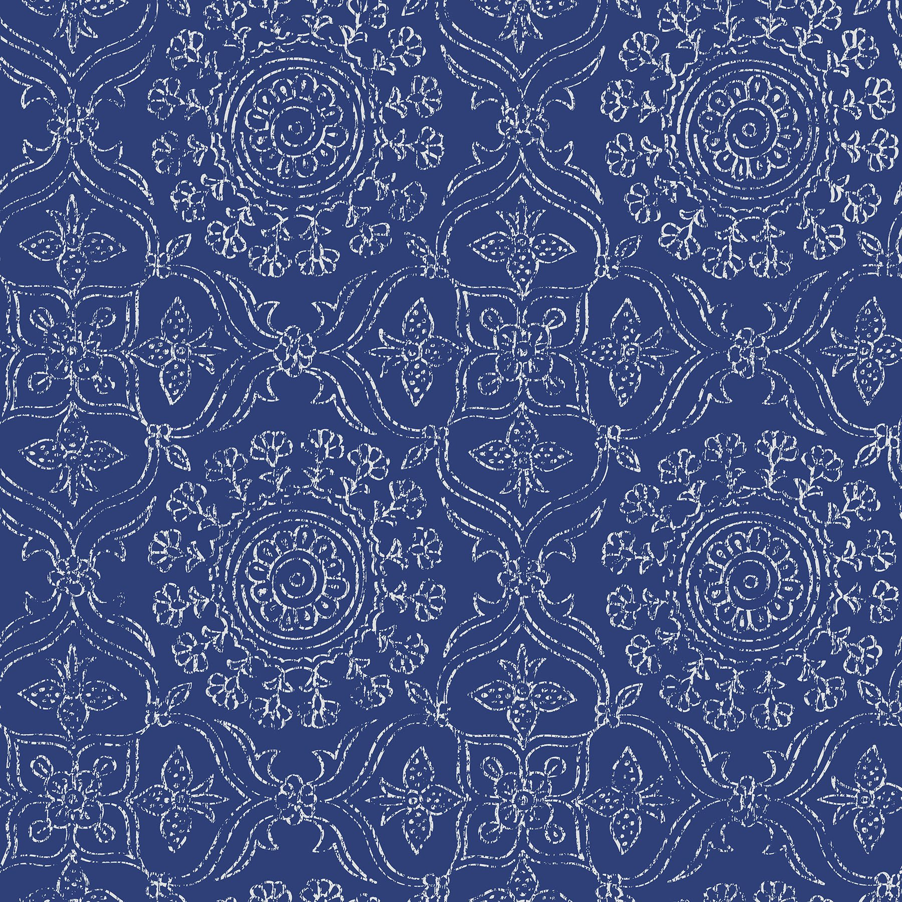 Wall Pops NU1816 Byzantine Peel and Stick Wallpaper