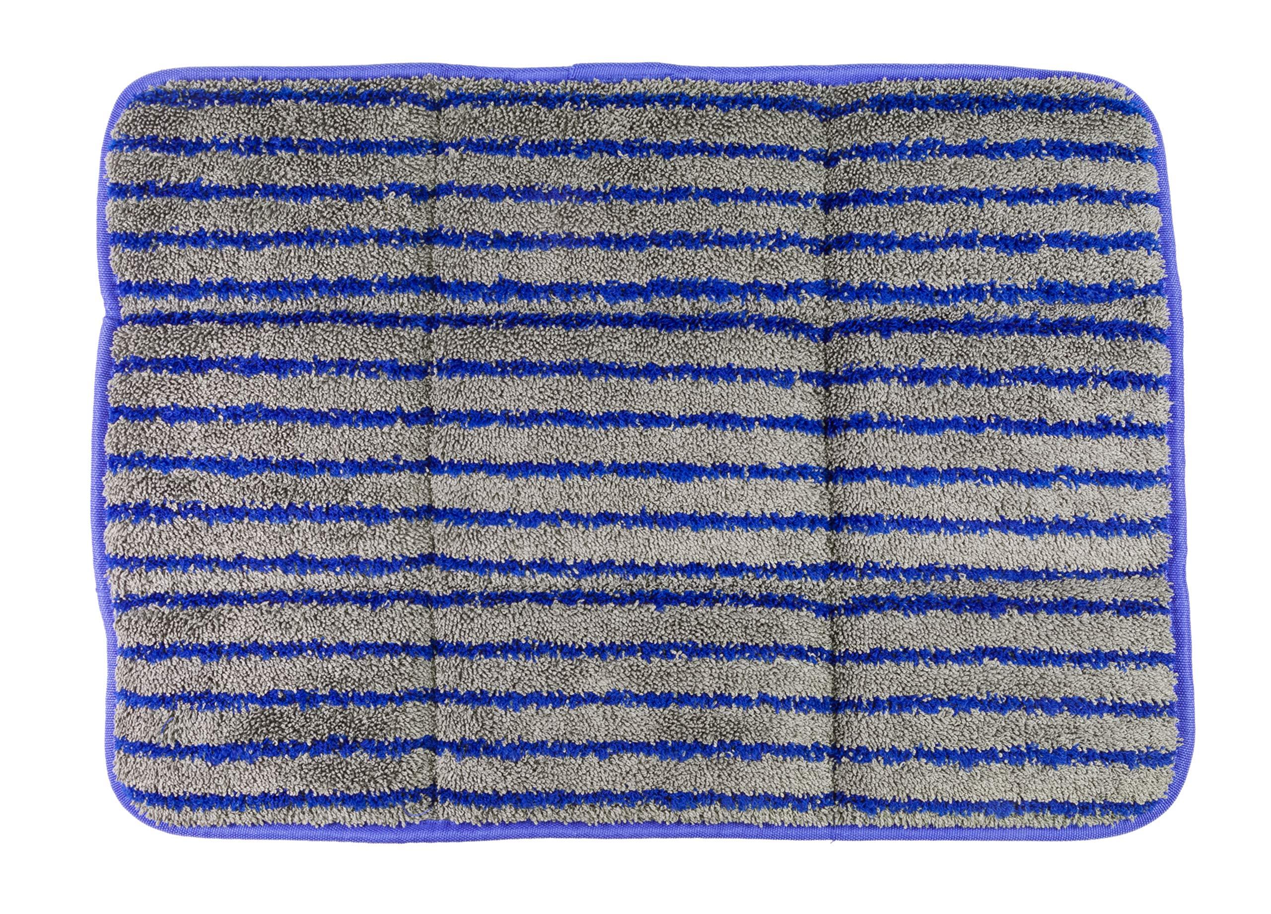 Square Scrub Microfiber Carpet Pad by Square Scrub