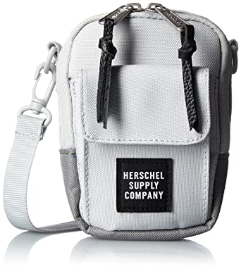 6f30c444244 Herschel Supply Co. Men s Ellison 600D Poly Lunar Gry