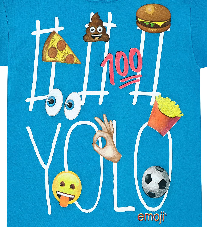 Emoji Boys T-Shirt