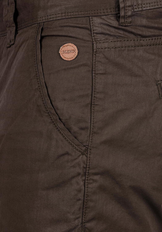 BLEND Tromp - pantalon chino clásico