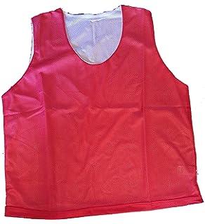 cea8a4dee Amazon.com   A4 Sportswear Athletic Pinnies Reversible Moisture ...