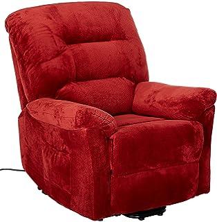 amazon com flash furniture hercules series brown microfiber remote