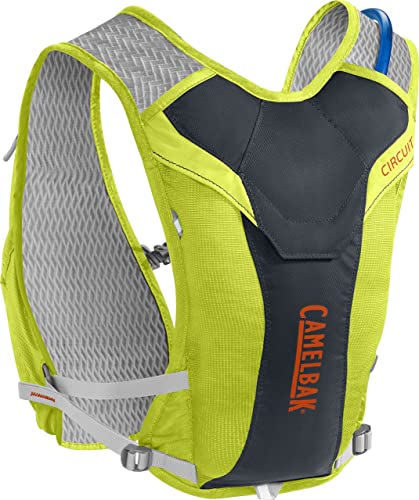 CamelBak 2016 Circuit Hydration Vest, Lime Punch Charcoal
