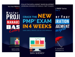 Ace Your PMP® Exam (13 Book Series) by  Shiv Shenoy