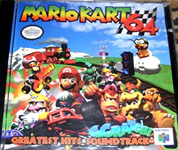 Nintendo Mariokart 64 Greatest Hits Soundtrack Amazon