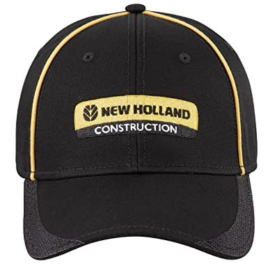 Image Unavailable. Image not available for. Color  K-Products Headwear New  Holland Construction Cap 29dd81e6d8f8