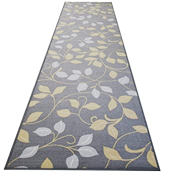 Amazoncom Custom Cut 31 Inch Wide By 3 Feet Long Runner Grey