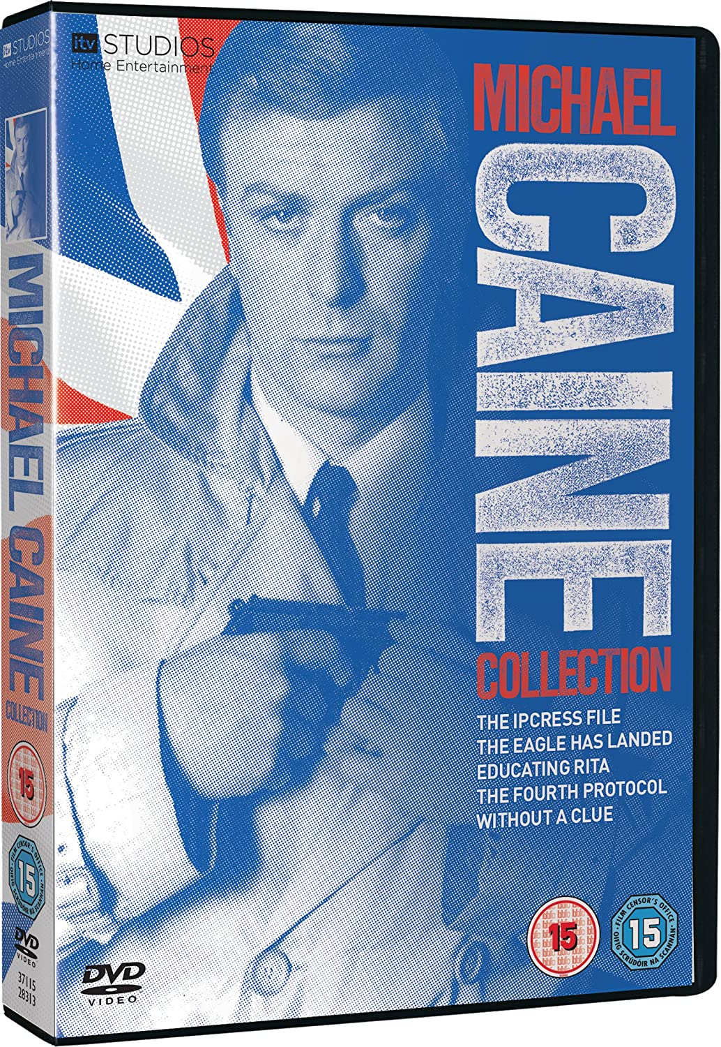 The Michael Caine Collection [DVD]: Amazon.co.uk: Michael Caine ...