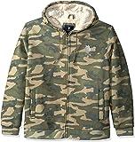U.S. Polo Assn. Men's Standard Fashion Sherpa Lined Fleece Hoodie