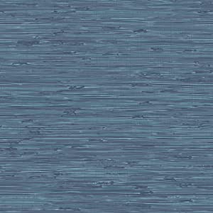 In Home NH3068 Sisal Midnight Peel & Stick Peel and Stick Wallpaper, Blue