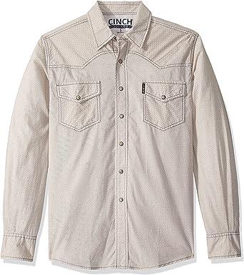 Cinch! Modern Fit Western Camisa para Hombre: Amazon.es: Ropa y accesorios