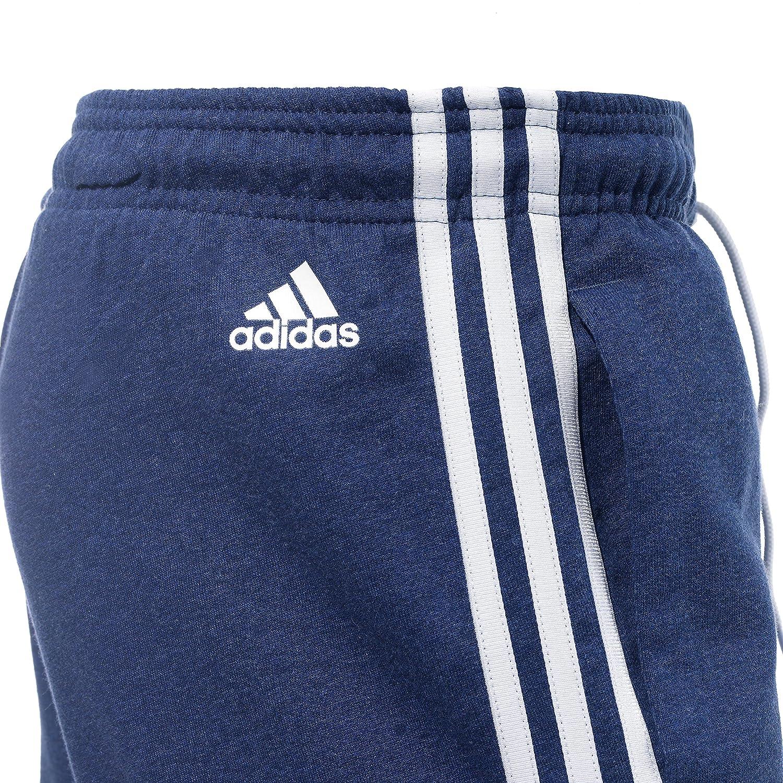 Adidas Hose wichtig Lineage 3 Streifen, marine: