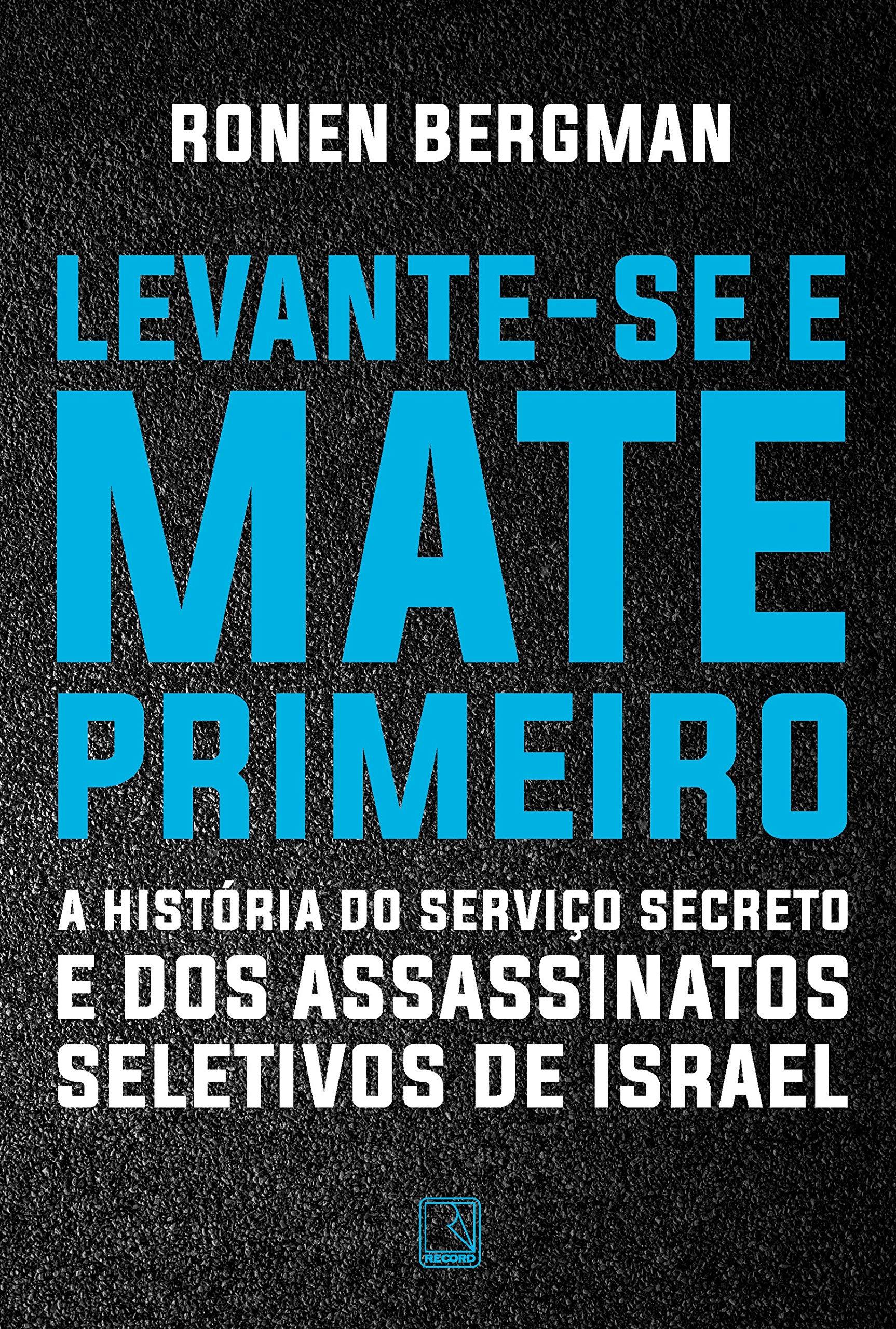 Em Levante-se e mate primeiro, Ronen Bergman traça os arrebatadores eventos e as espinhosas questões éticas subjacentes à campanha de assassinatos seletivos de Israel, que modelou a nação israelense, o Oriente Médio e boa parte do mundo.