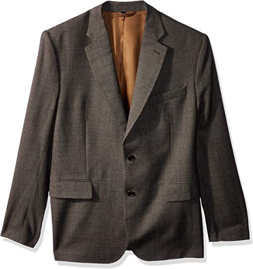 J.Lindeberg Mens Tech Wool Blazer