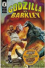 Godzilla Vs. Barkley Comic