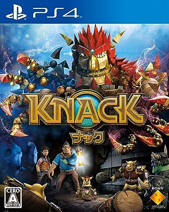 Amazon | KNACK (ナック) - PS4 ...