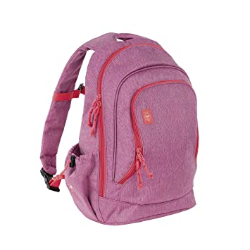 Lässig Big Backpack About Friends mélange Pink Mochila Infantil, 42 cm, Rosa (Pink): Amazon.es: Equipaje