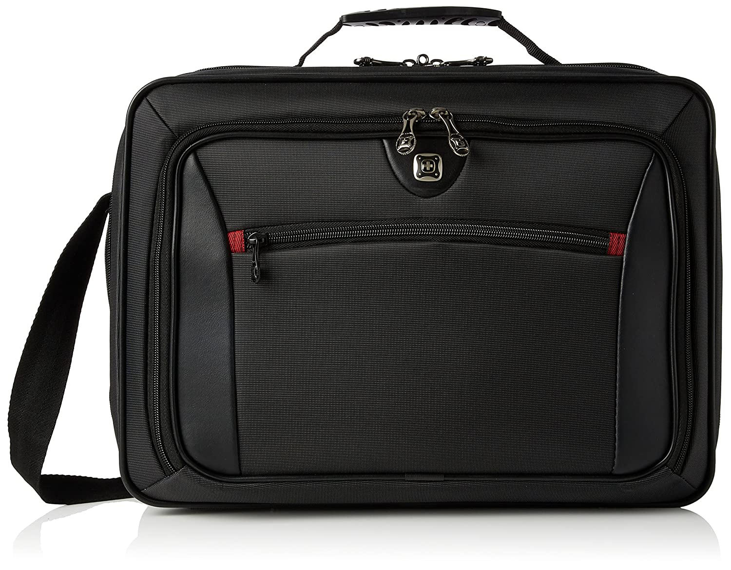 9710183b5 Amazon.com: Wenger SwissGear The Insight 16-Inch Laptop Case - Black:  Electronics