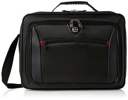 c2d206571b Amazon.com  Wenger SwissGear The Insight 16-Inch Laptop Case - Black   Electronics
