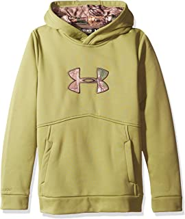 Under Armour Boys Icon Caliber Hoodie
