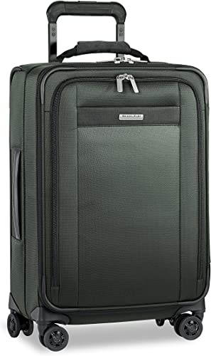 Briggs Riley Transcend-Softside Carry-On Spinner Luggage