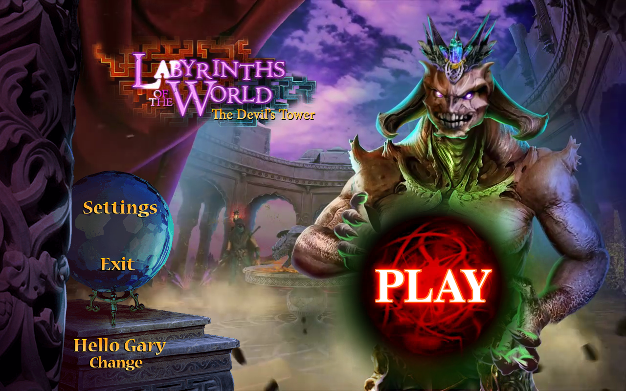 Labyrinths of the World: The Devil's Tower [Download]