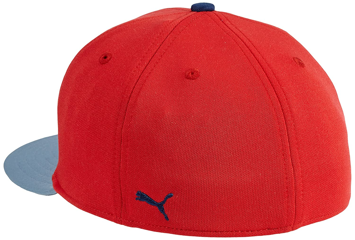 31f295b8 Puma AFC Stretchfit CAP Red High Risk Red Size:One Size: Amazon.co.uk:  Sports & Outdoors