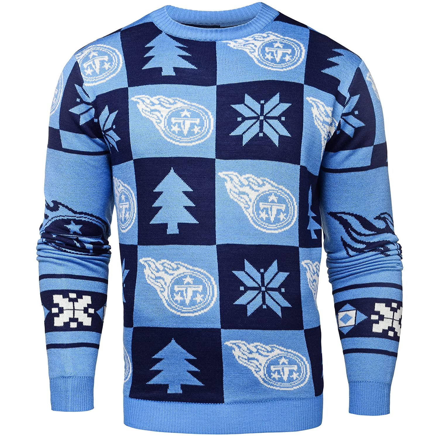 Tennessee Titans Ugly Sweater