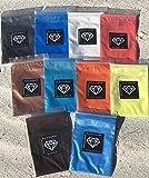1/10 (10 COLORS) Mica Powder PURE, 2TONE series variety pigment packs (Epoxy,Paint,Color,Art) Black Diamond Pigments by CCS