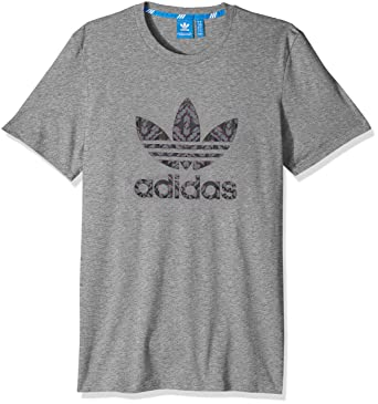 b2dfd27d09884 adidas Originals Men's Chicago Stacked Tee at Amazon Men's Clothing store: